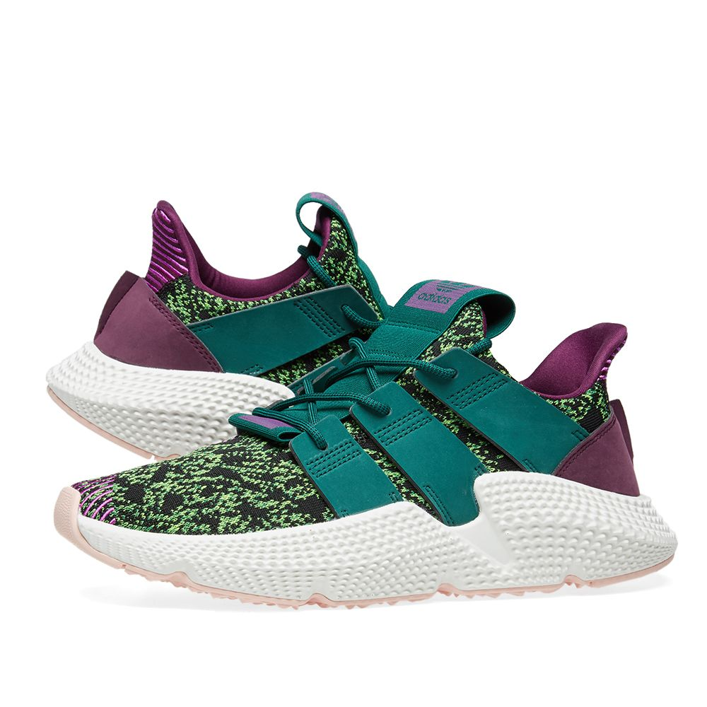 reputable site fa9c3 0b6ca Adidas x Dragon Ball Z Prophere Cell