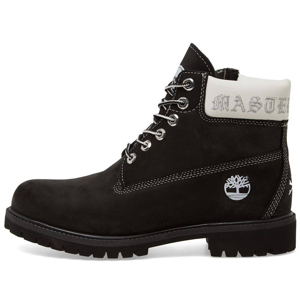 594aba946eb8 Timberland x MASTERMIND WORLD Premium 5 Inch Zip Boot Black