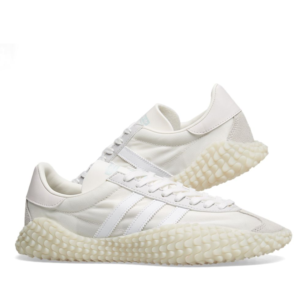 100% authentic b5cb3 8e074 Adidas Country x Kamanda. Cloud White