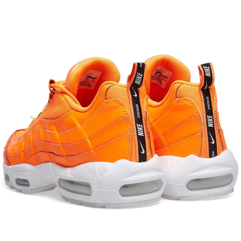 Nike Air Max 95 Premium Total Orange 5a2bbb742