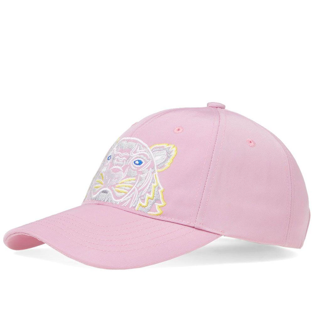 Kenzo Tiger Cap Pink  d987f30e673