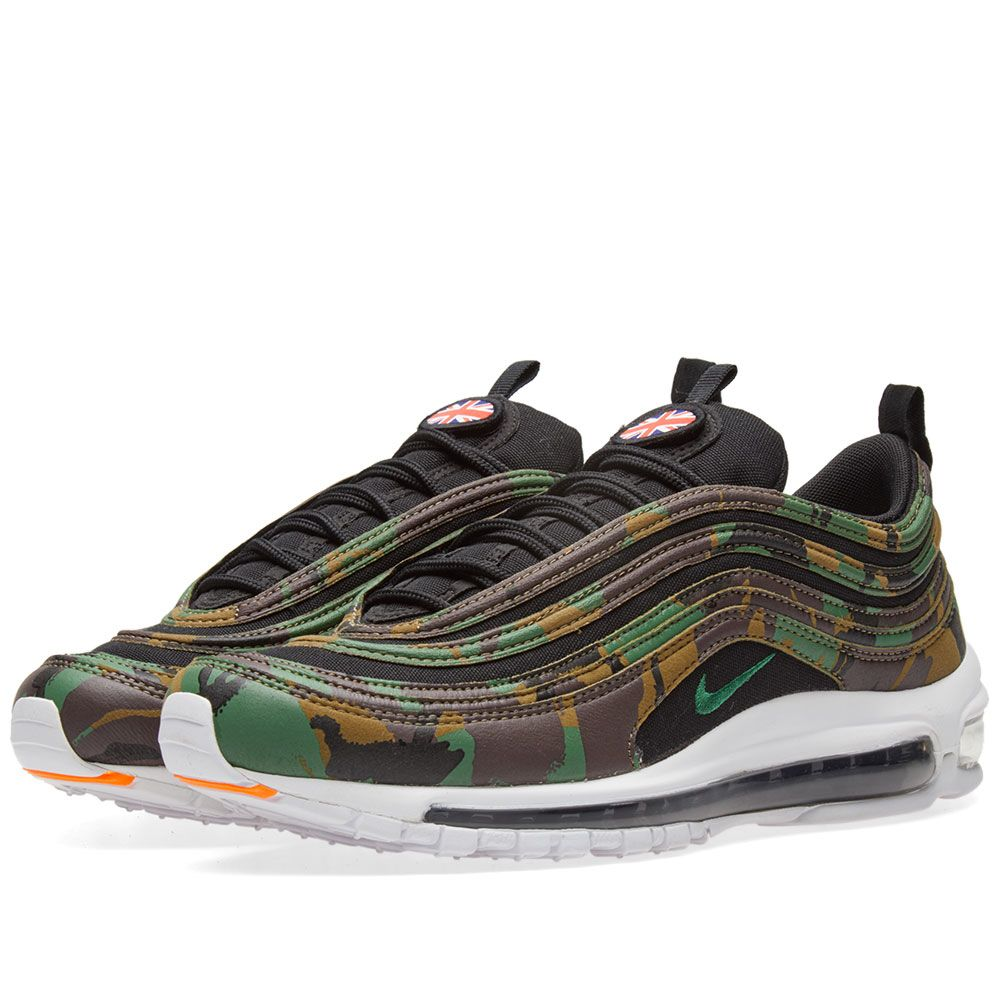 8bbbdbbfc5187 Nike Air Max 97  Country Camo  Raw Umber