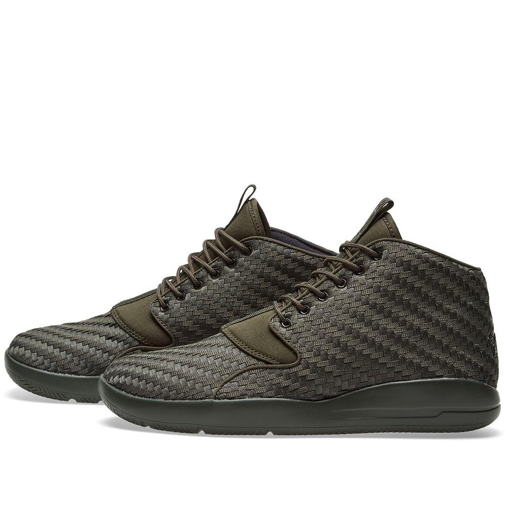 8e027621afd Nike Jordan Eclipse Chukka Sequoia   Black