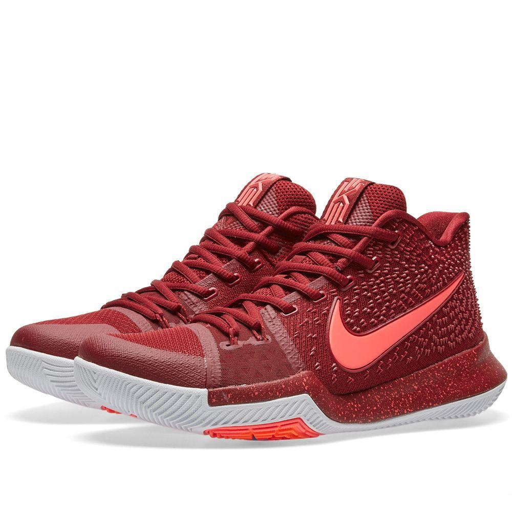 73e6e95a0cf5 Nike Kyrie 3 Team Red