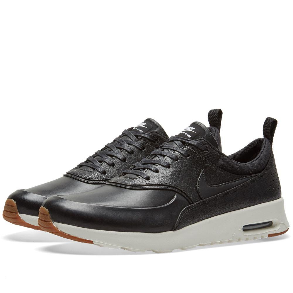 Nike W Air Max Thea Premium. Black 9b2748b0b