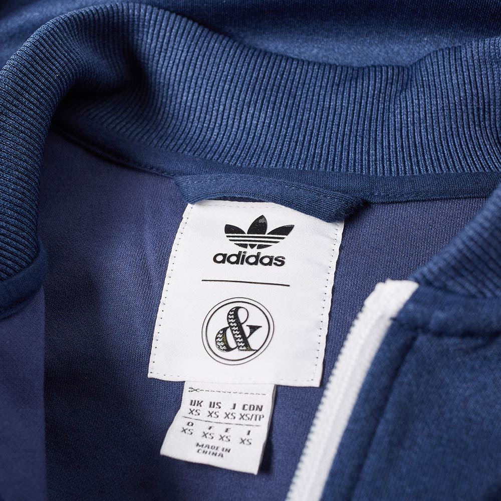 Adidas x United Arrows   Sons Classic Track Top Collegiate Navy  8bb803fa4