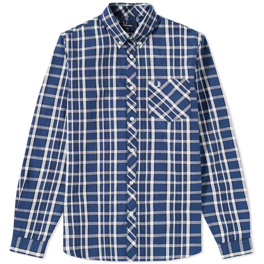 1a7c803652 homeFred Perry Bold Check Shirt. image. image. image. image. image. image.  image. image. image