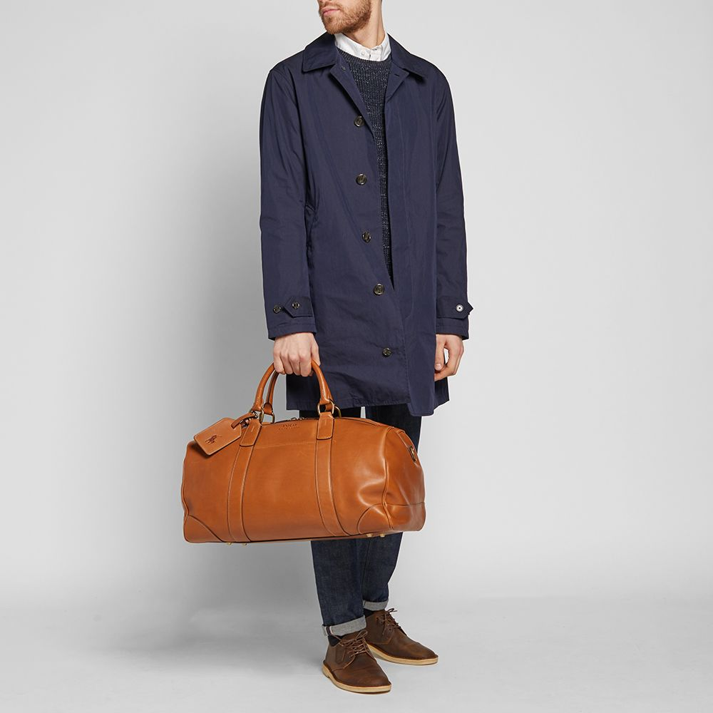 3049688a389 Polo Ralph Lauren Leather Duffle Bag. Cognac. £515. Plus Free Shipping.  image