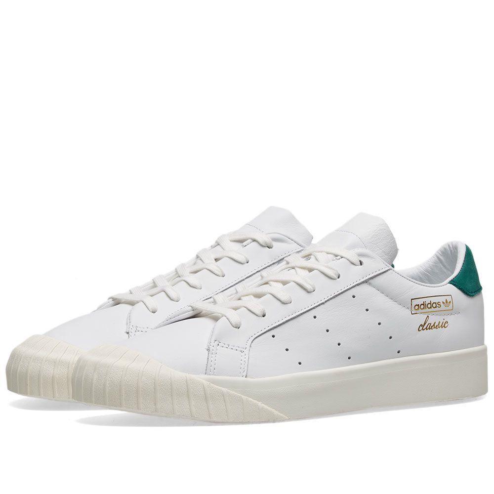 pretty nice 8cf09 2e274 Adidas Everyn W White  Colllegiate Green  END.