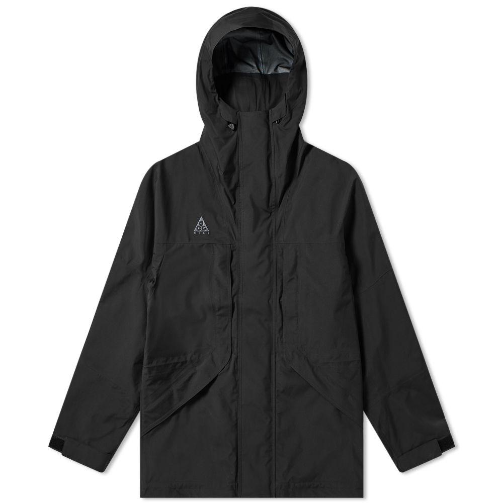 1e0746f647 Nike ACG Gore-Tex Jacket Black