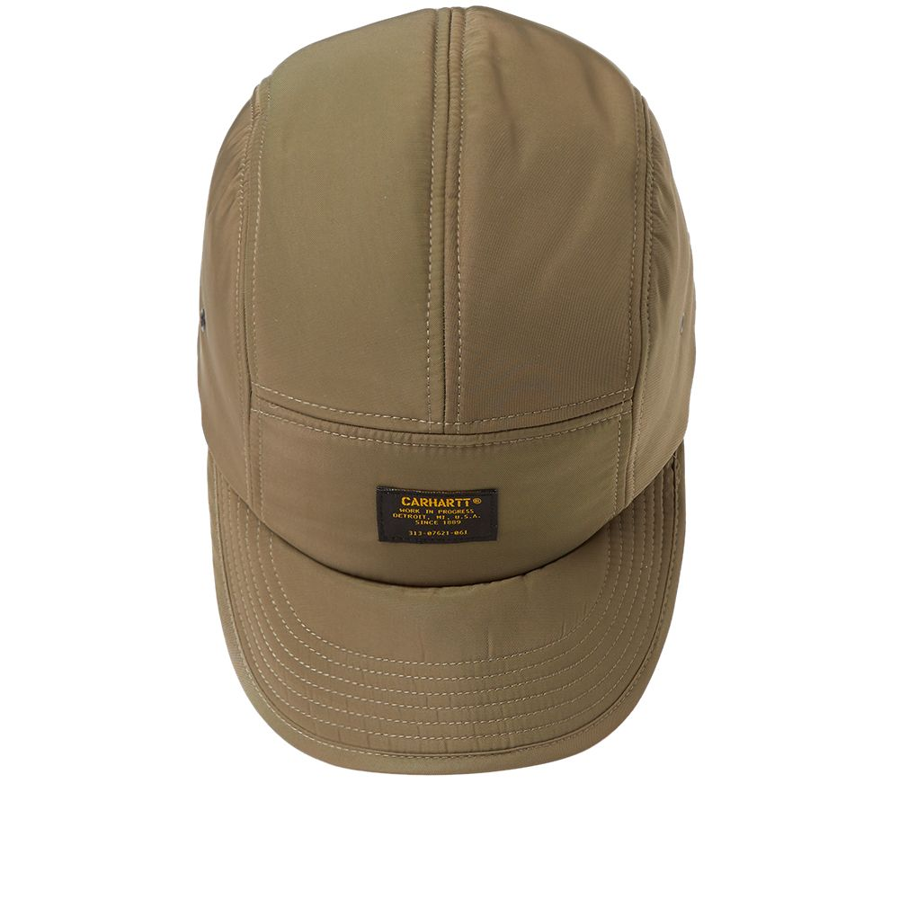 8dc7bb671d8d9 Carhartt Military Logo Cap Tundra