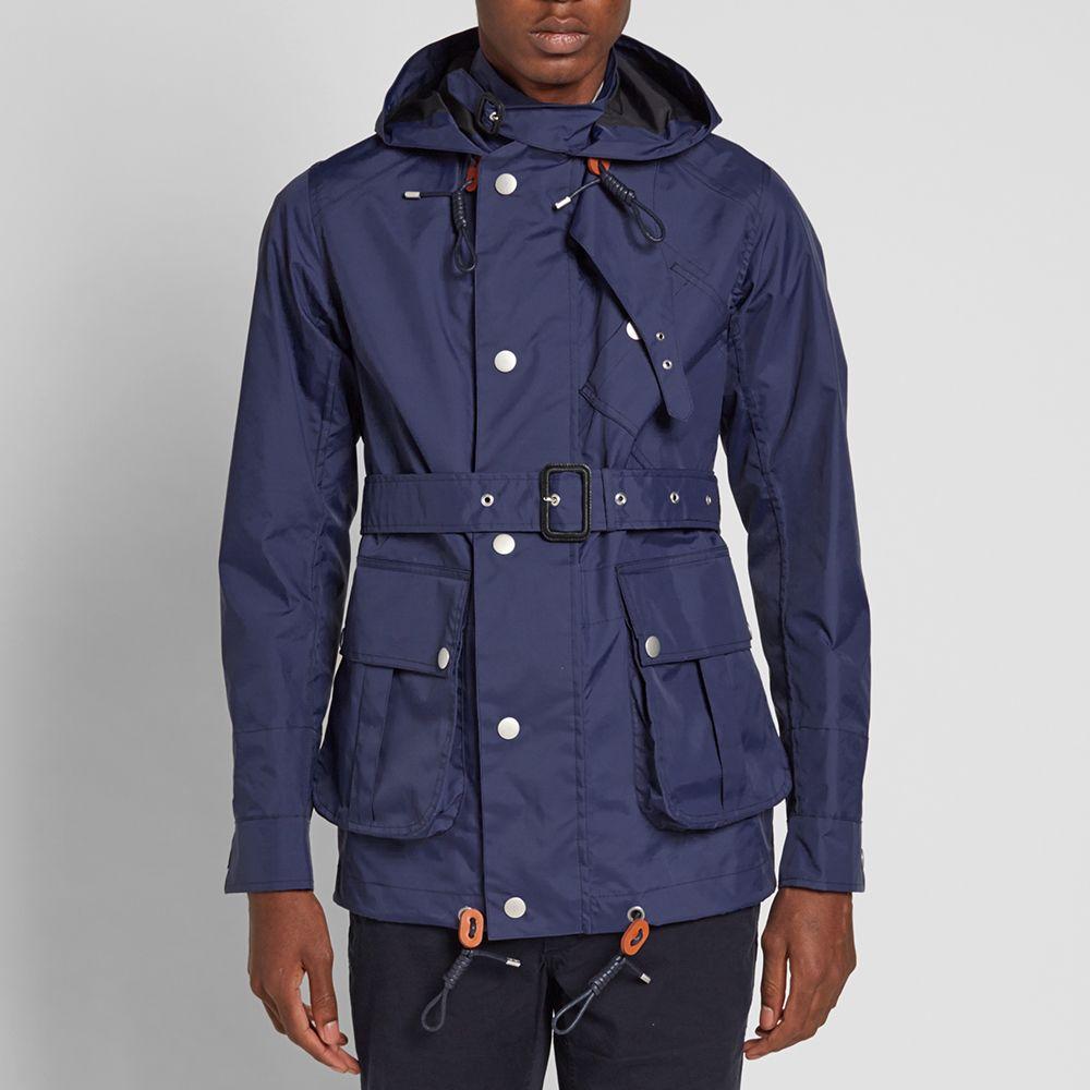 d1ebe383c031 Nigel Cabourn Surface Jacket Royal Blue