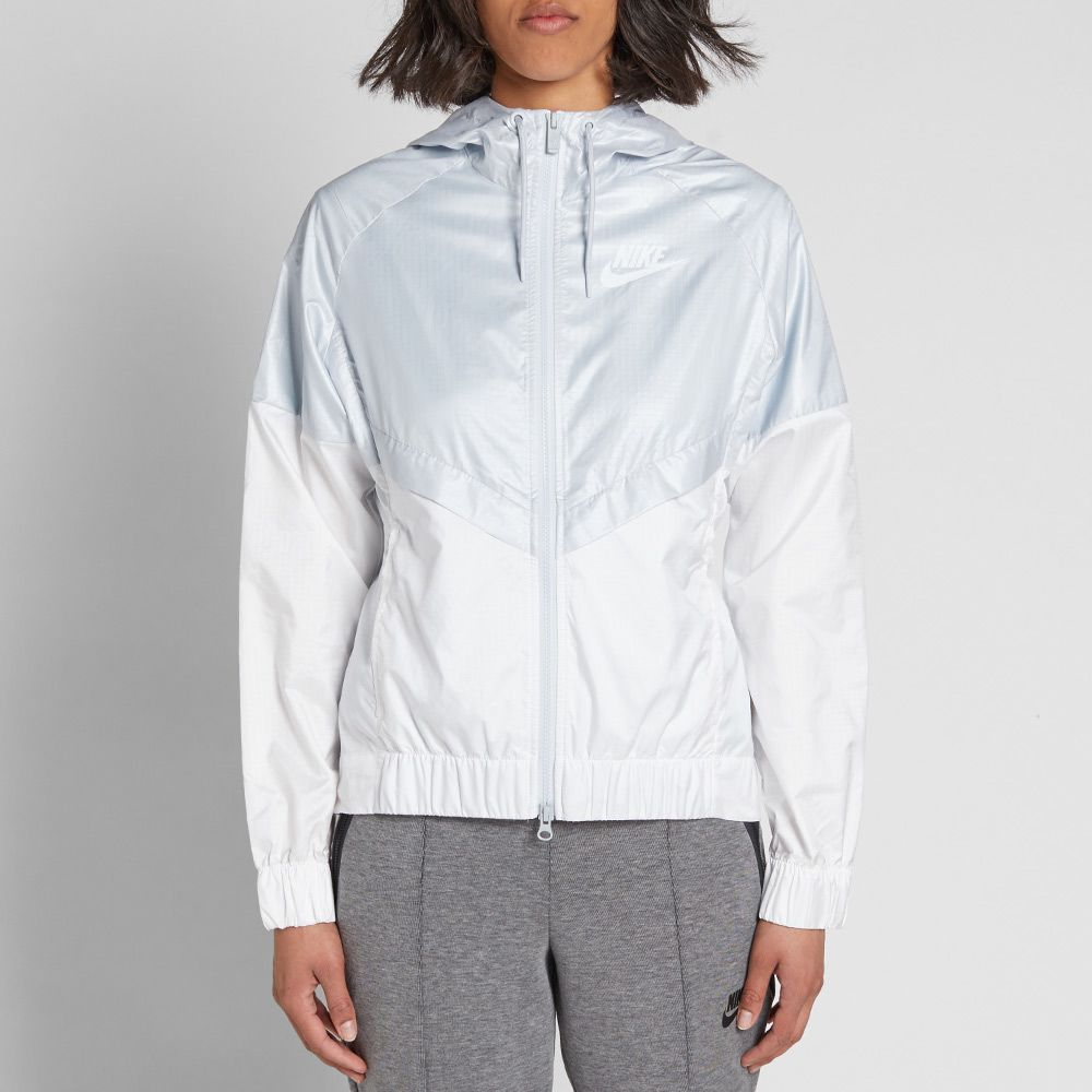 1bd61c27ea Nike Women s Windrunner Pure Platinum   White