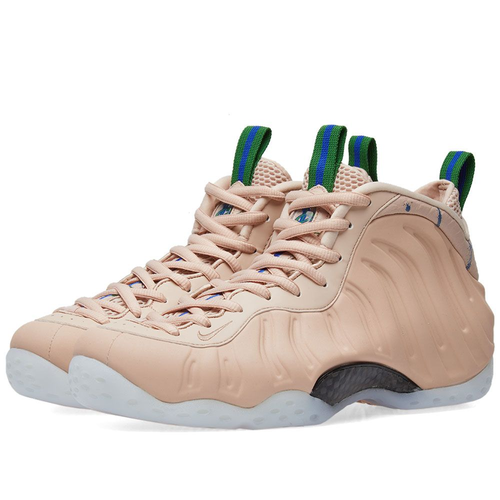 various colors 41deb a90f6 Nike Air Foamposite One W Particle Beige  White  END.