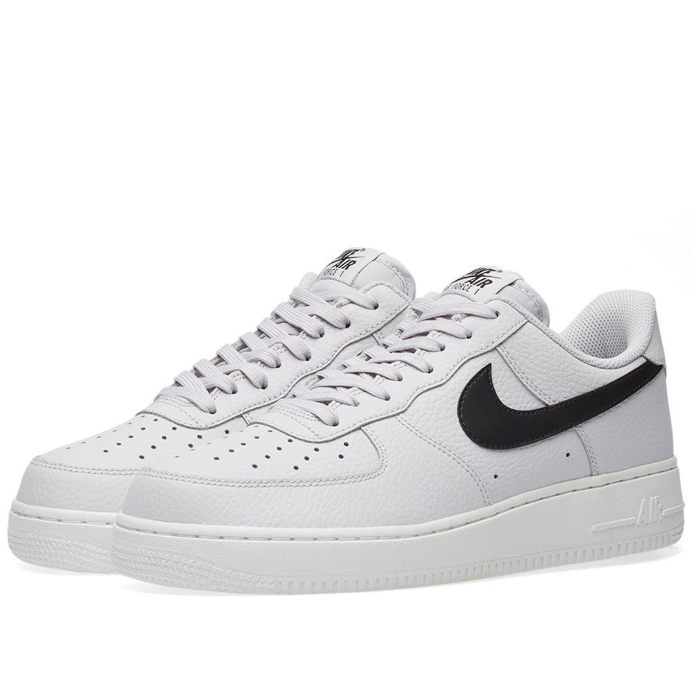 3cc895d55456 Nike Air Force 1  07 Vast Grey