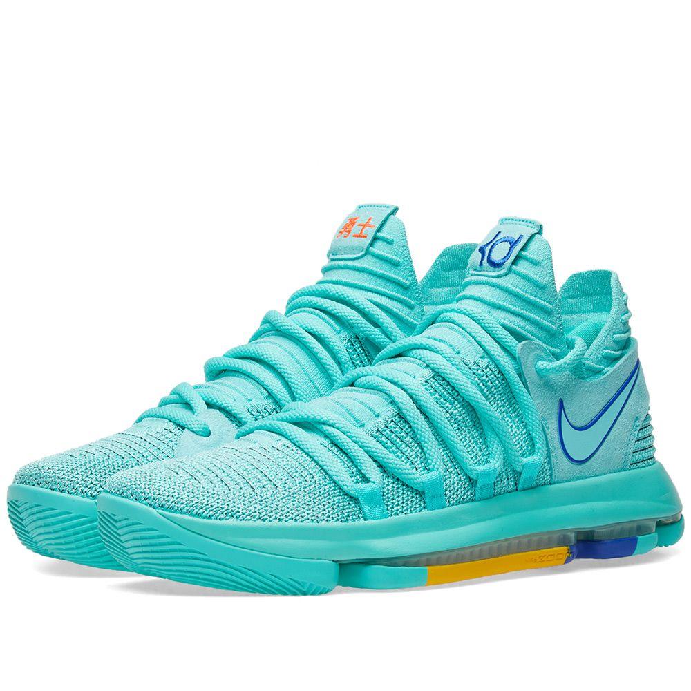 948759271406 Nike Zoom KD10 Hyper Turqoise