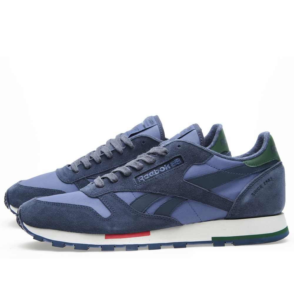 d6578aed001a Reebok Classic Leather Retro Suede. Athletic Navy.  75. image
