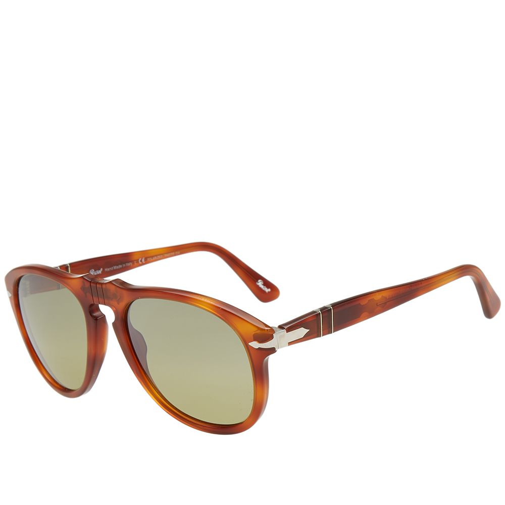 596c4666582 Persol 649 Aviator Sunglasses Light Havana