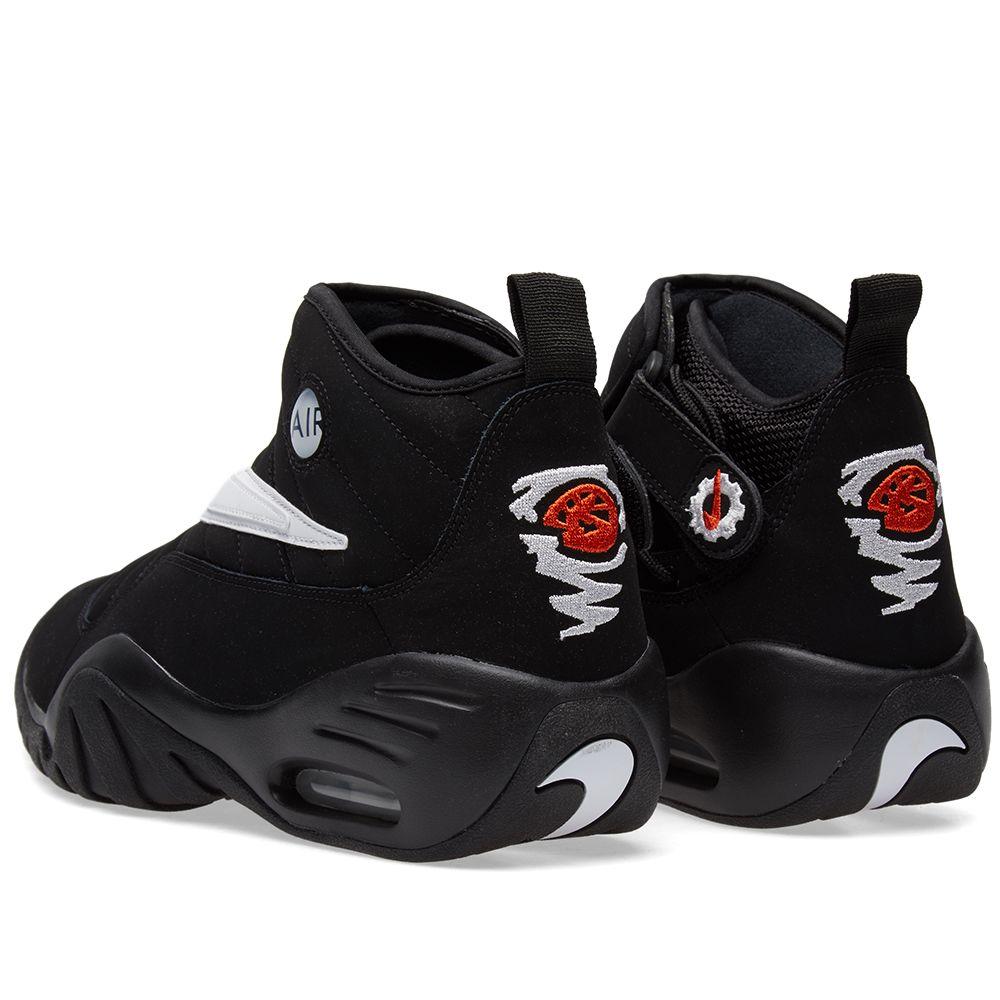 e15bc72581ff Nike Air Shake Ndestrukt Black