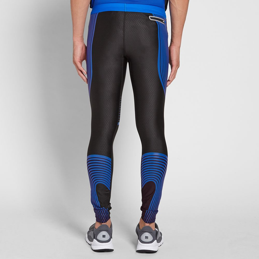 Nike x Undercover Gyakusou Dry Power Speed Tights Black   Game Royal ... d4320faad7ea9