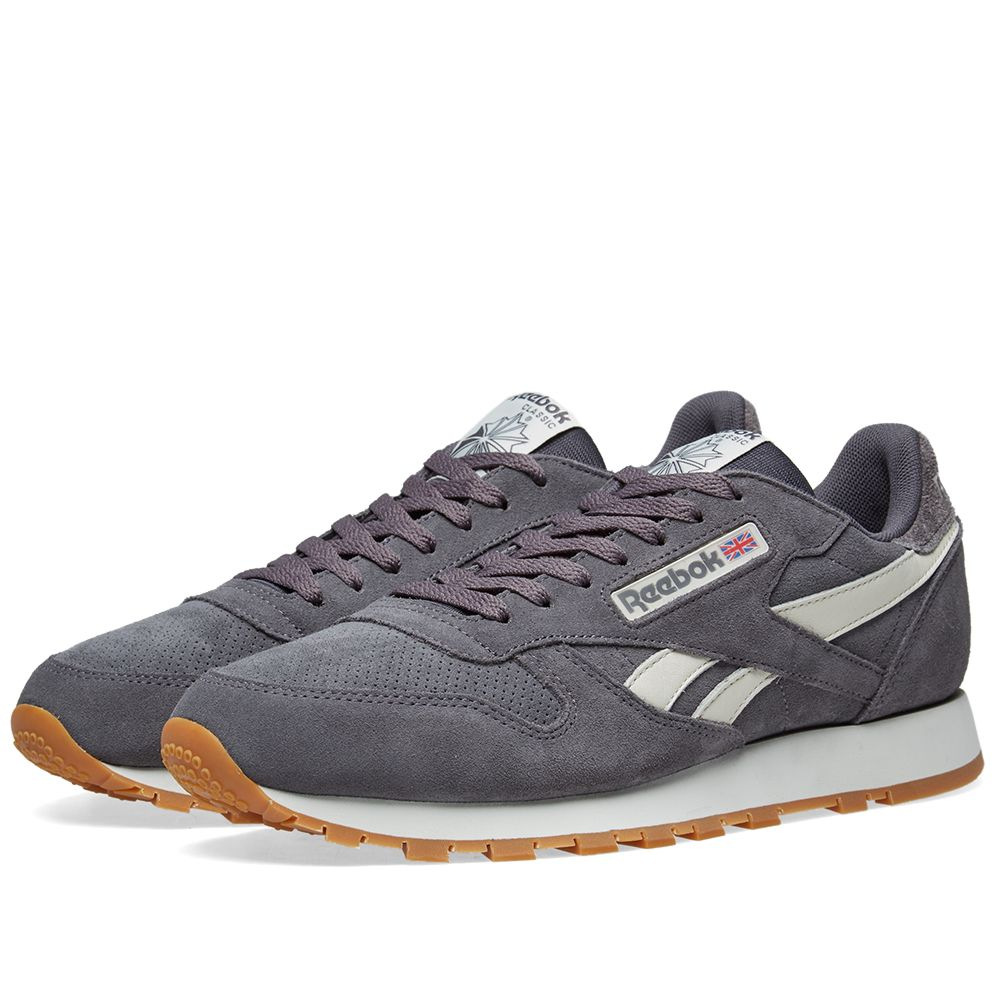 10bd59196cb93 Reebok Classic Leather Suede  Pastels  Ash Grey