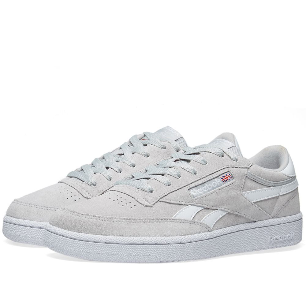 9408d33cf35 WASTE TO ENERGY. grey and white reebok