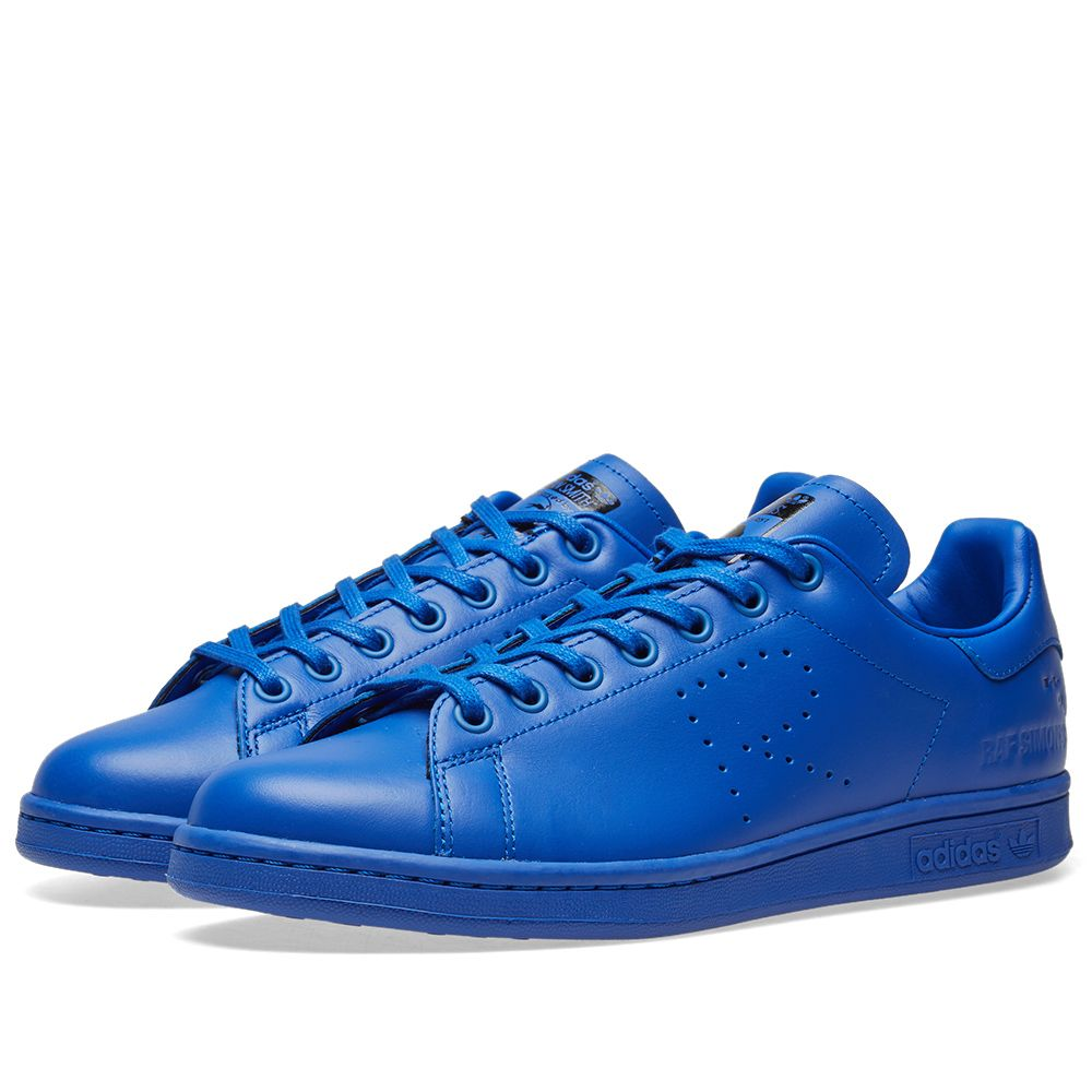 dcb27cf711af Adidas x Raf Simons Stan Smith Blue
