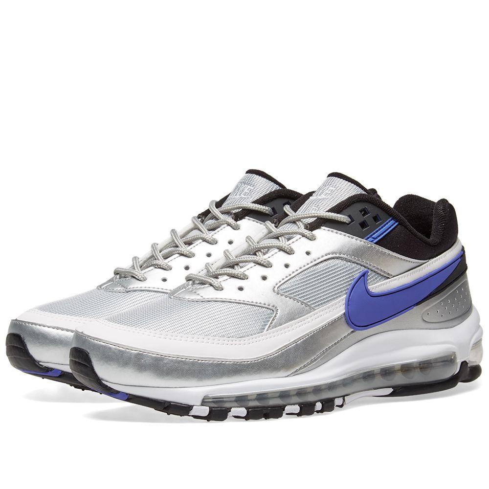 37c6c64ef83e Nike Air Max 97 BW Metalic Silver