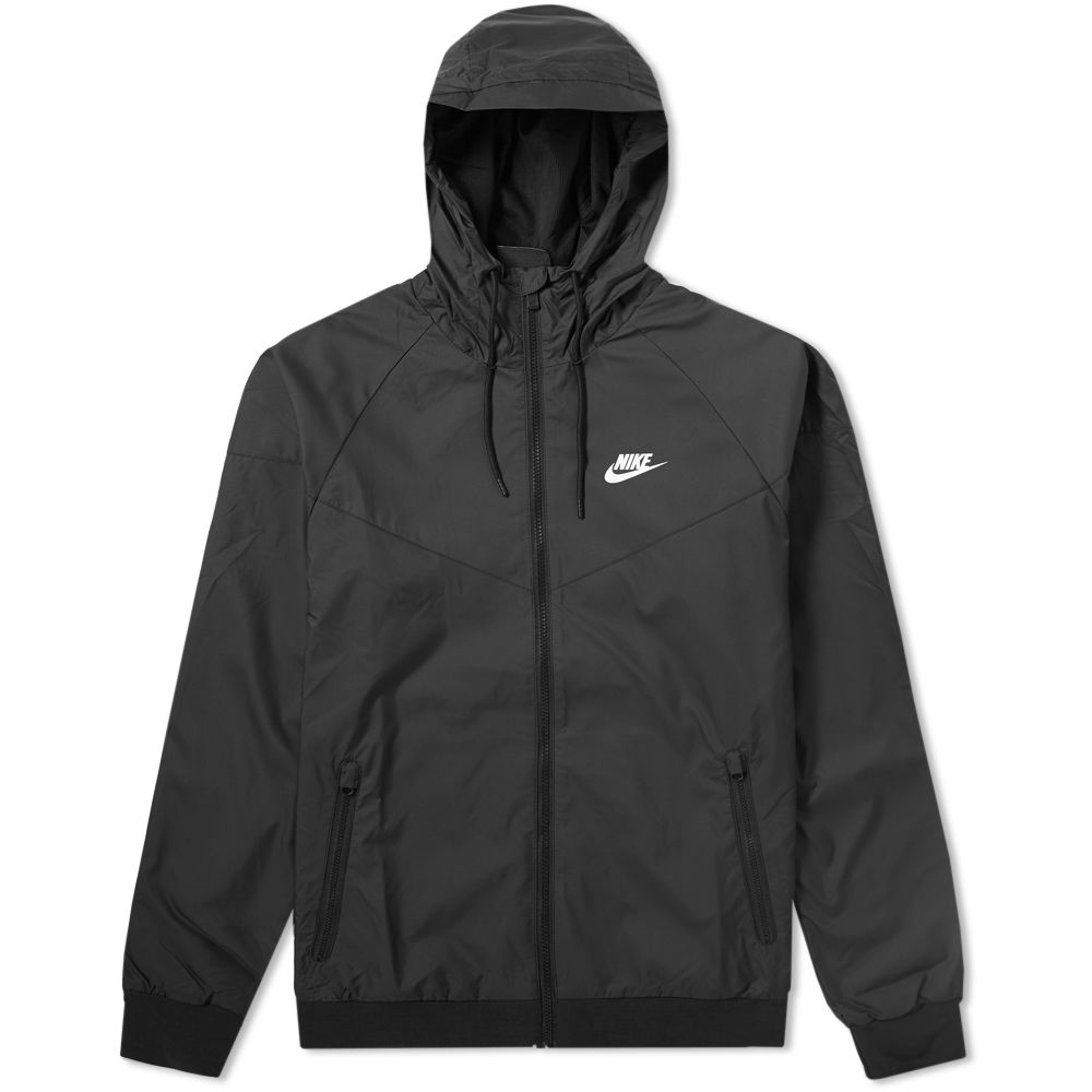 Nike Windrunner Jacket Black  c4a0b9b80