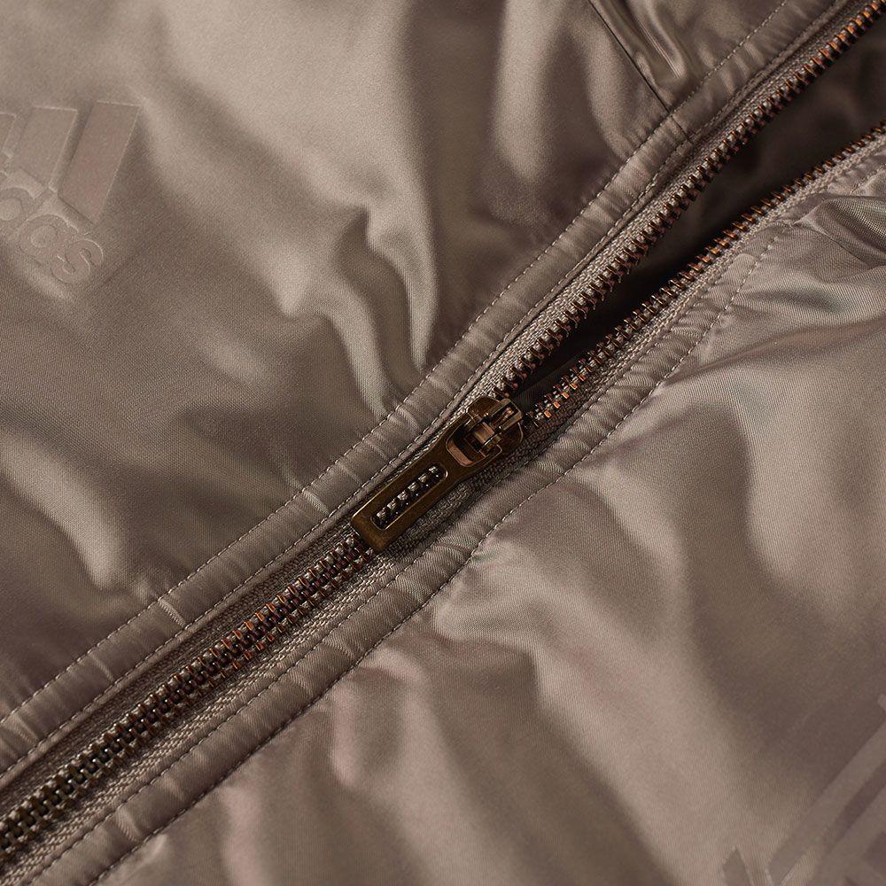 c6b8d709ace1 Adidas x Paul Pogba Tango Bomber Jacket Simple Brown