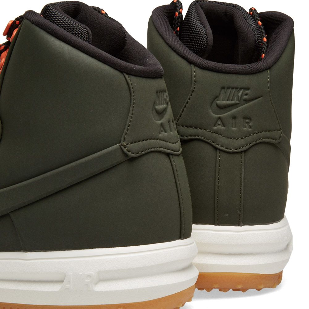 cbc82ba11f66d5 Nike Lunar Force 1 Duckboot  18 Black