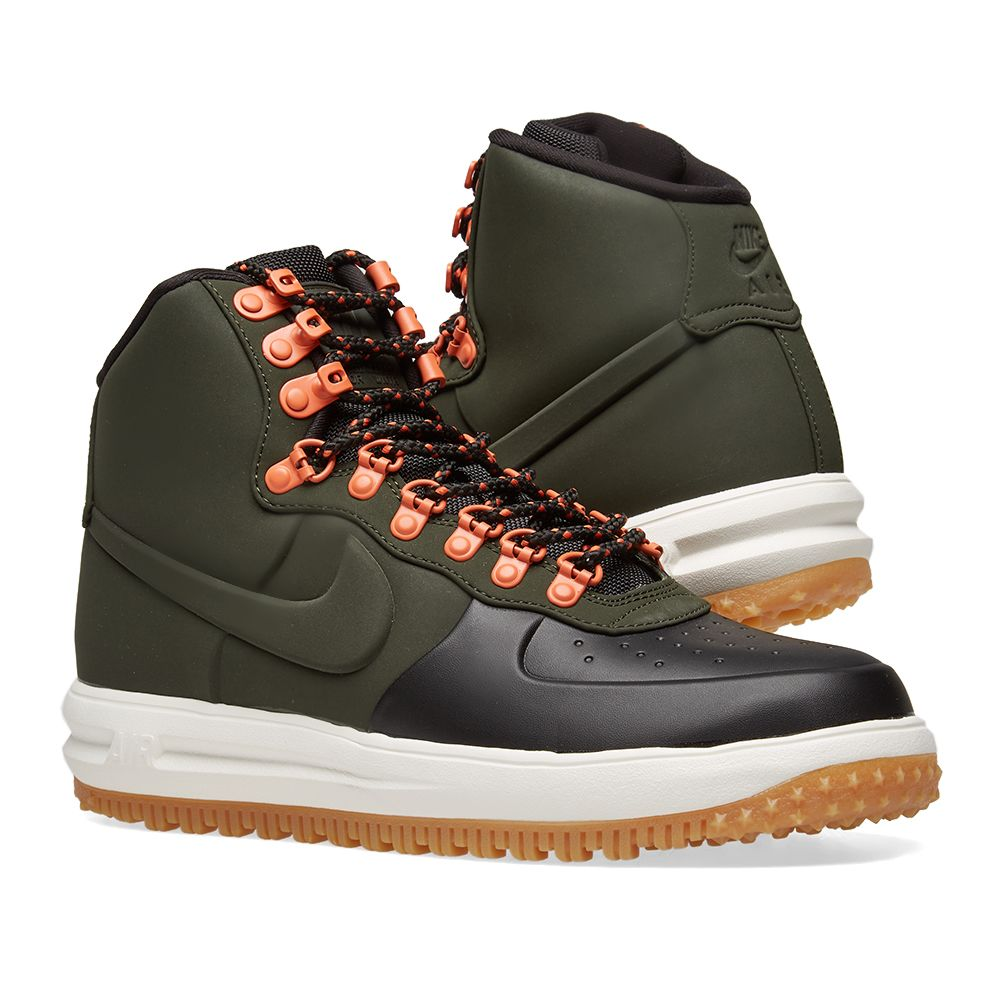 Nike Lunar Force 1 Duckboot  18 Black 1510ed3d1f5ae