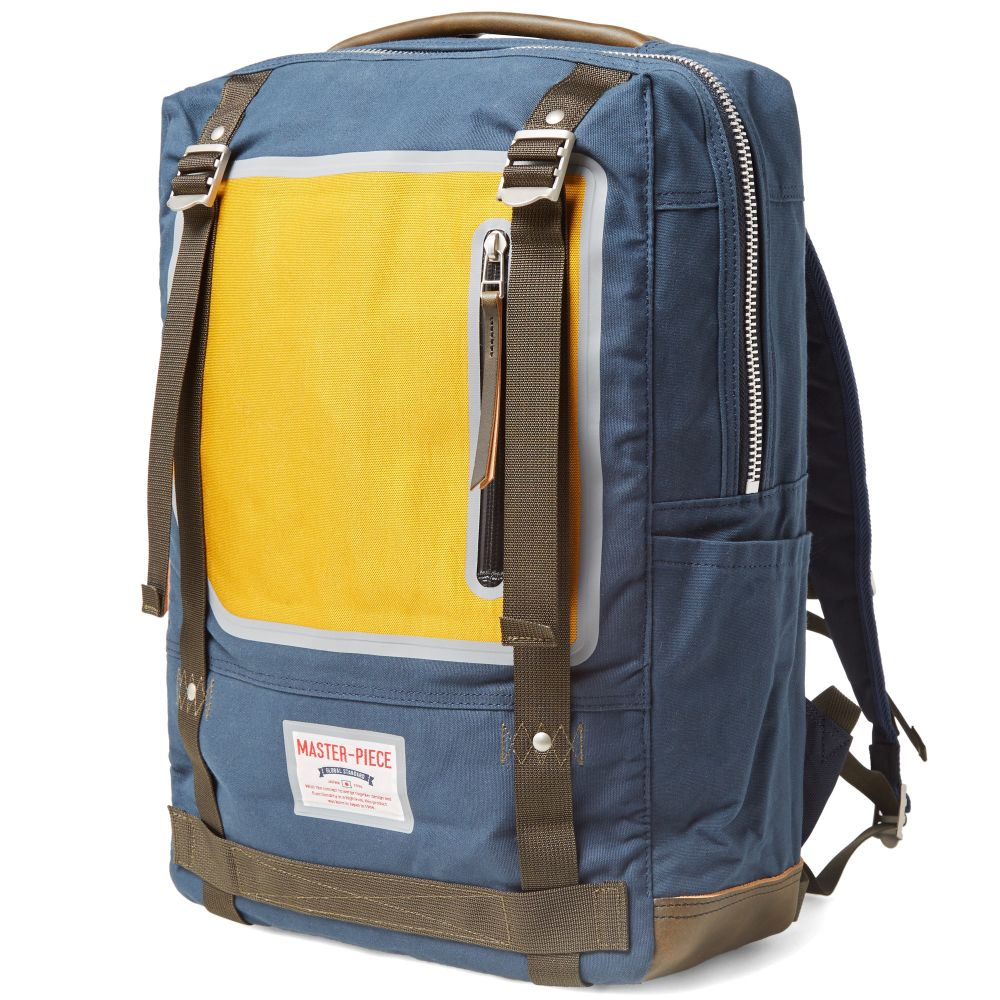 Master Piece Area Backpack Navy End