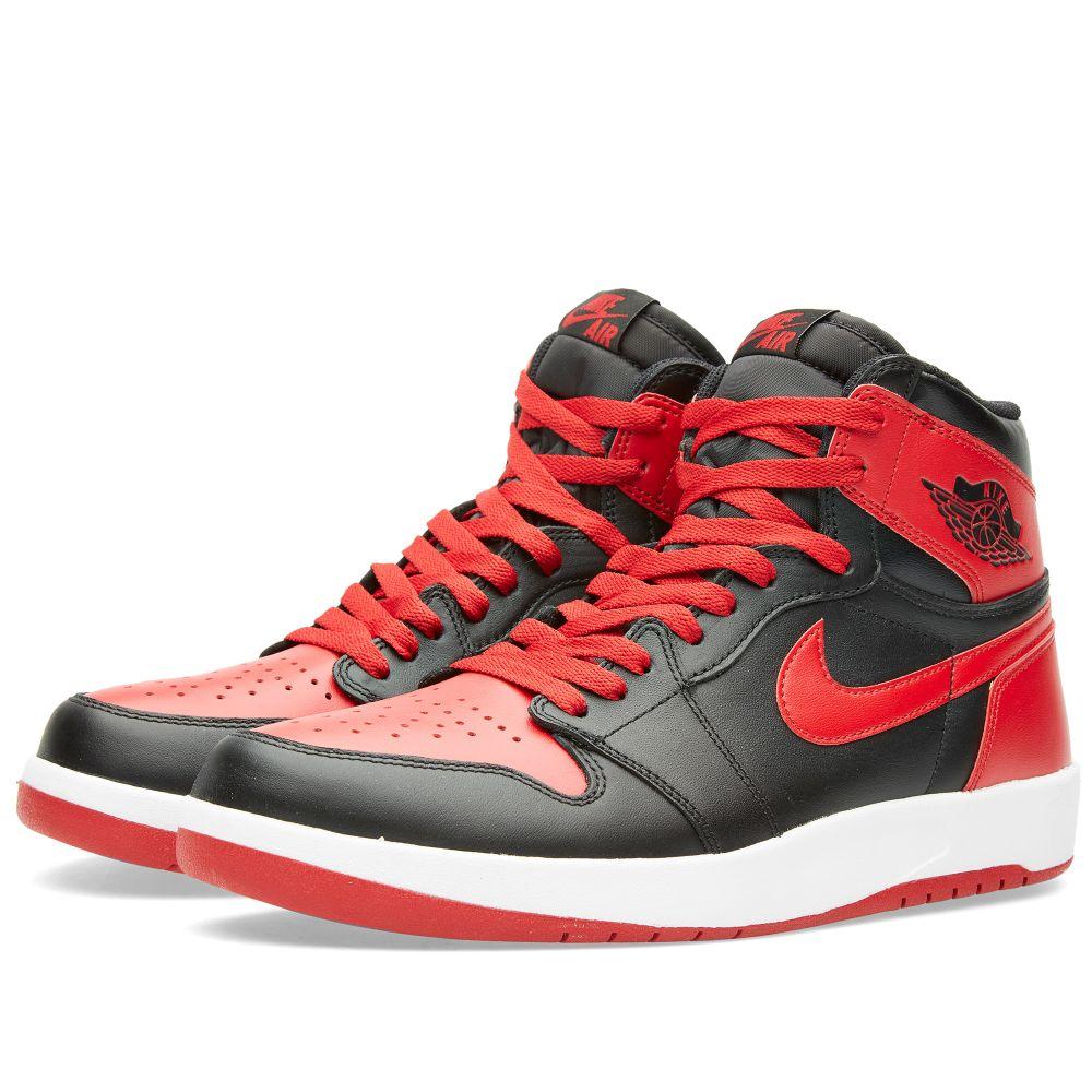 best sneakers 4f385 f1c31 Nike Air Jordan 1.5  The Return  Black, Gym Red   White   END.