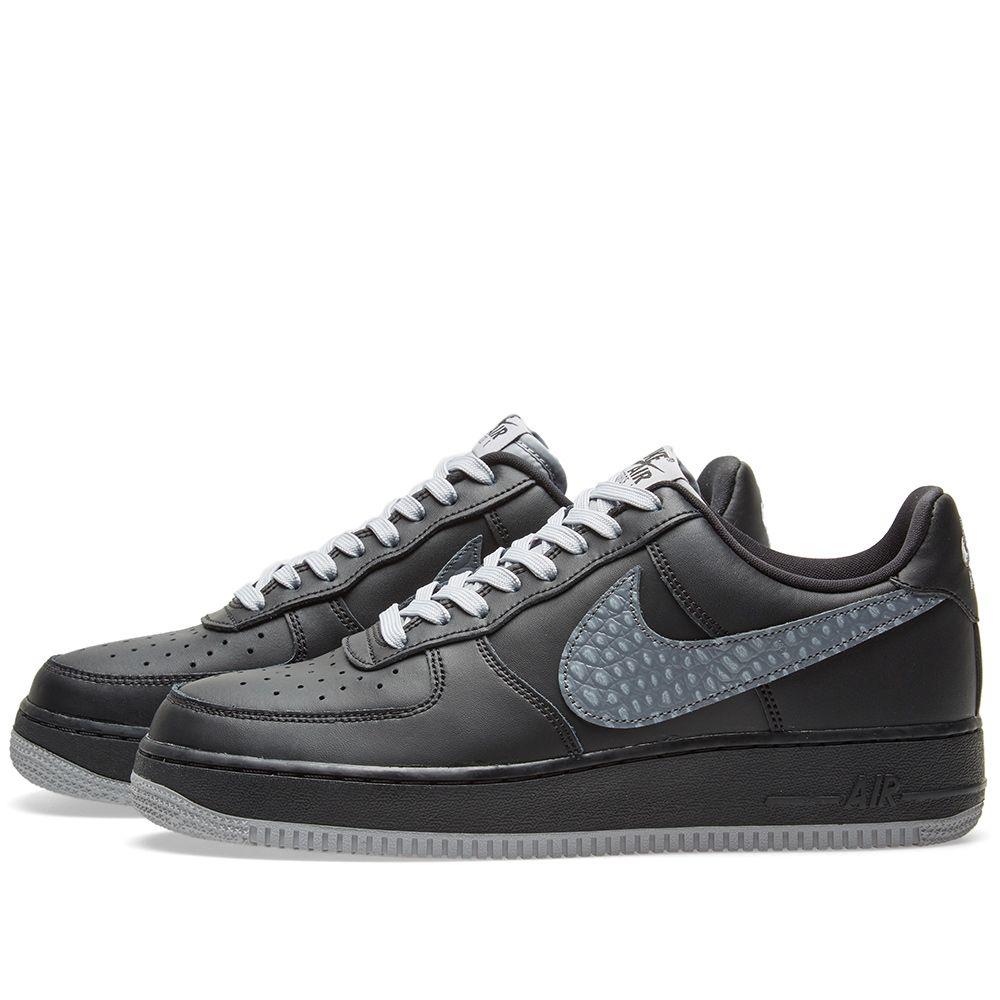 2c130f9400be7b Nike Air Force 1 07 LV8 Black