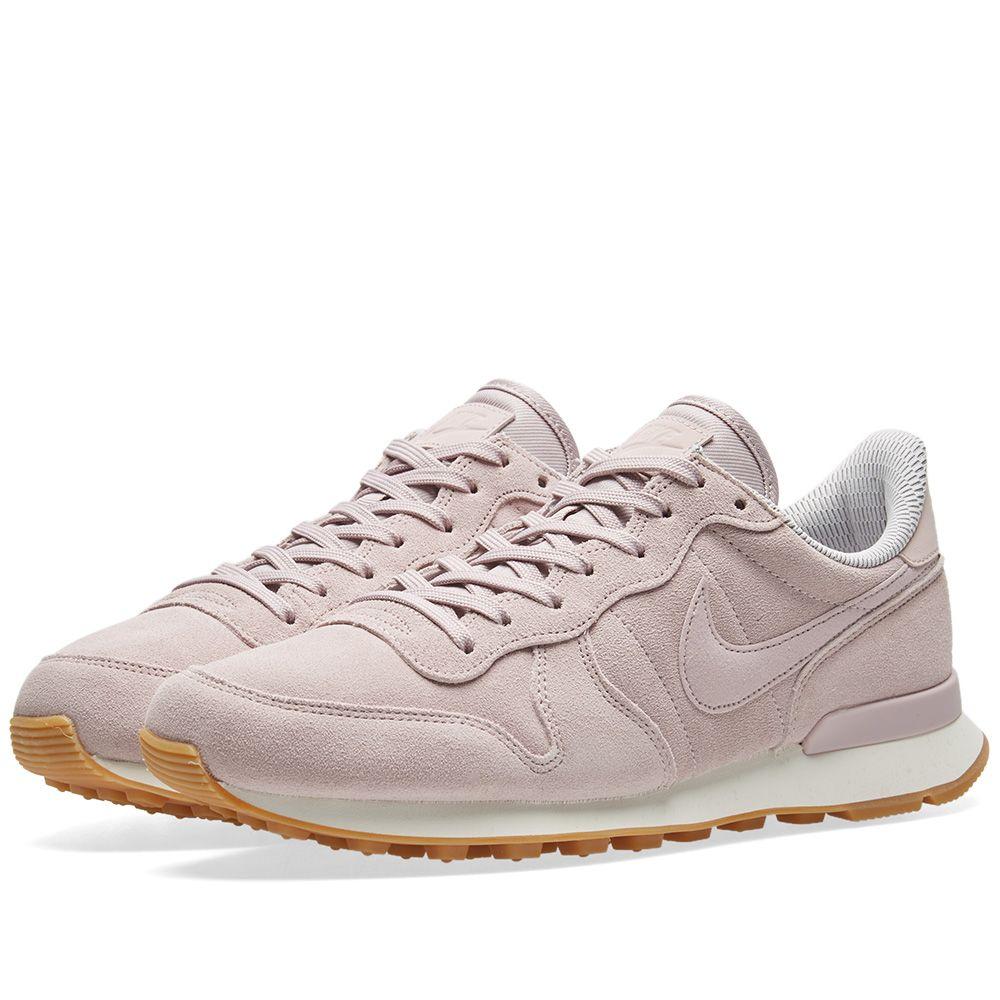 sports shoes b4847 91ac2 Nike Internationalist SE W Particle Rose   Vast Grey   END.