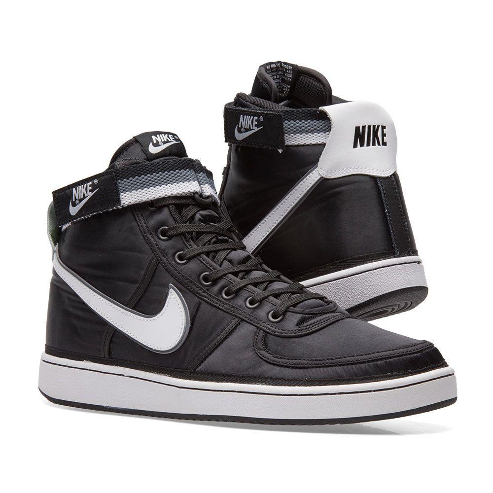 the latest a3cba 4a0d7 Nike Vandal High Supreme Black, White  Cool Grey  END.