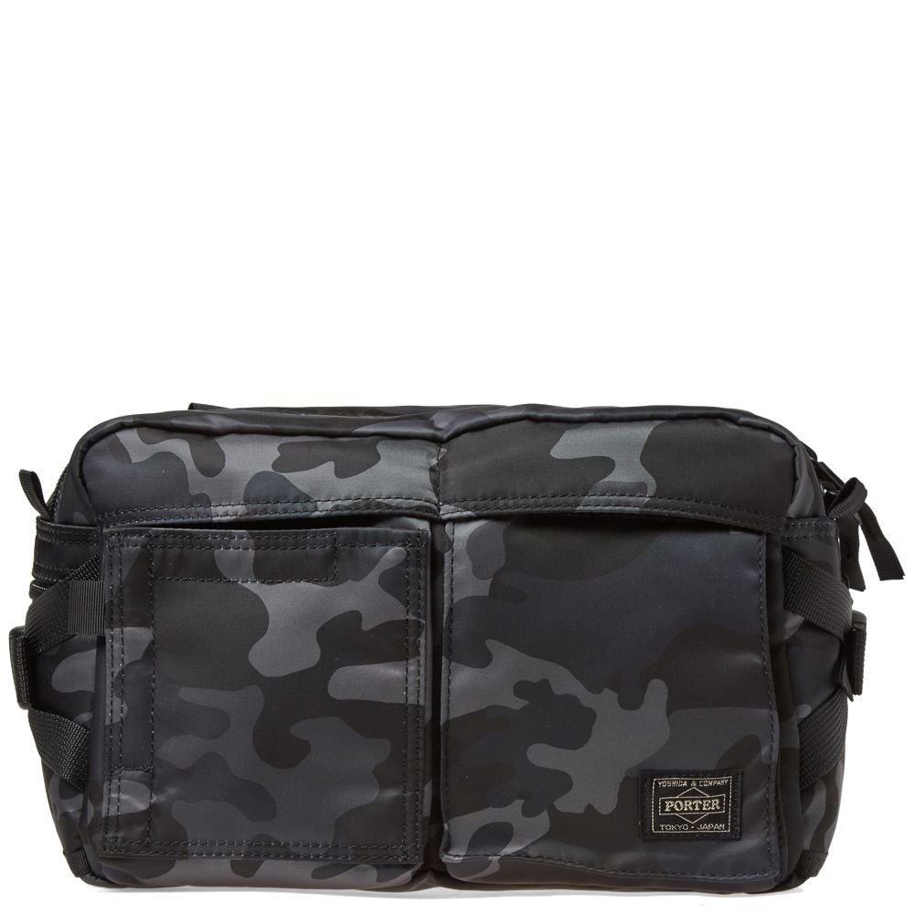 Head Porter Jungle Camo Waist Bag. Black Camo. CA 365. Plus Free Shipping.  image 7c5ec94e5e667