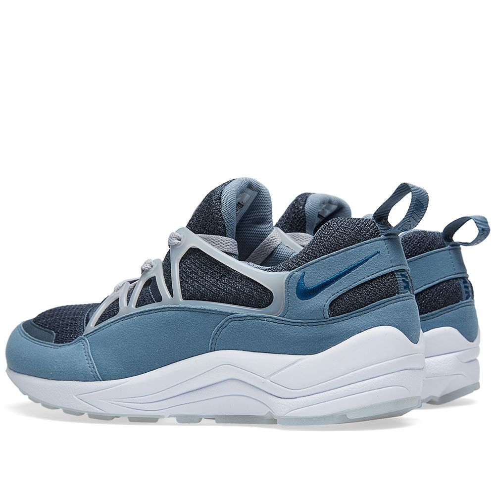 43a64d96f26e Nike Air Huarache Light Classic Charcoal   Blue Force