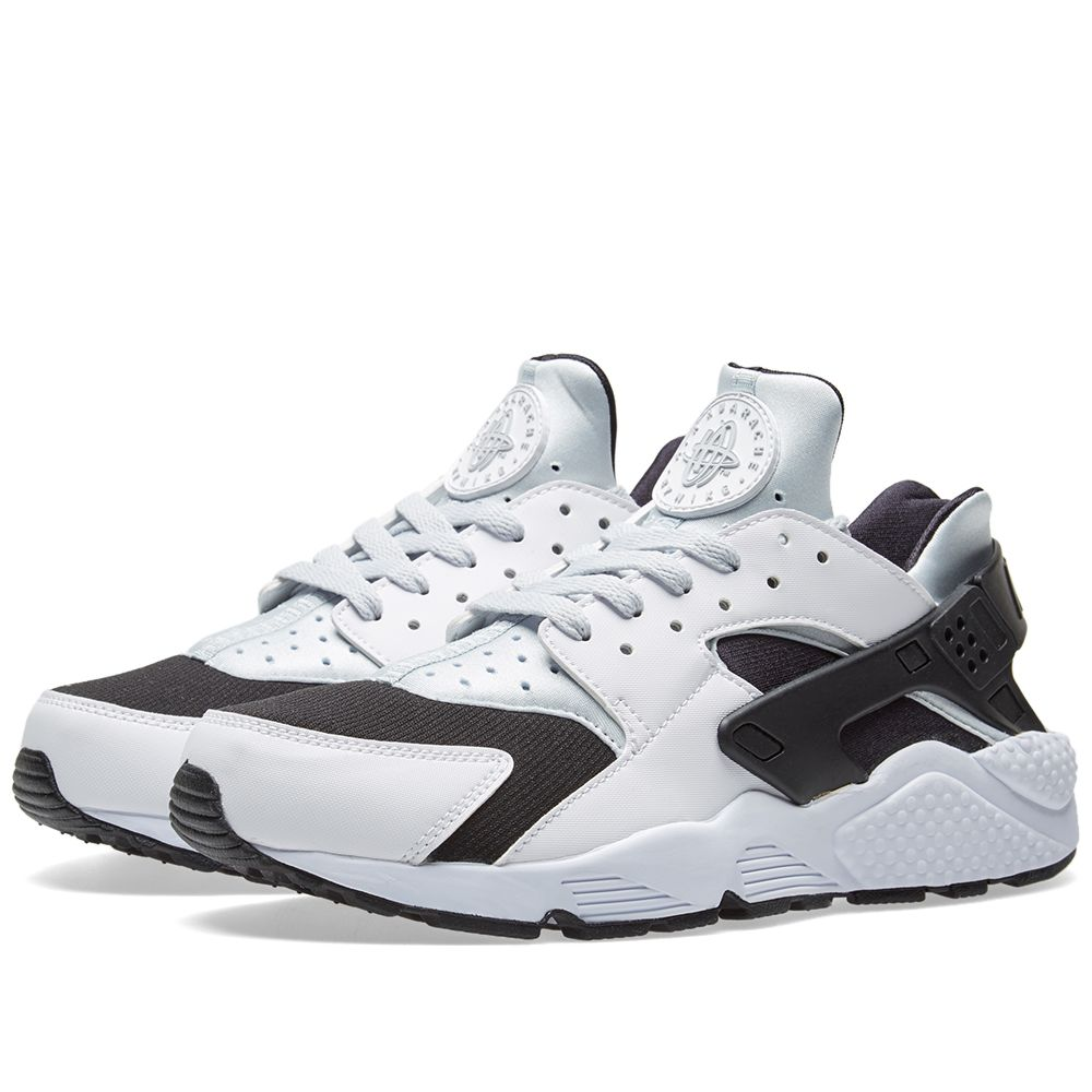 timeless design eef47 27f42 Nike Air Huarache White, Pure Platinum  Black  END.