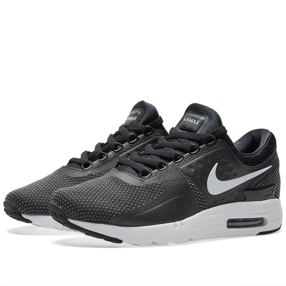 Nike Air Max Zero Essential. Black 387c09663