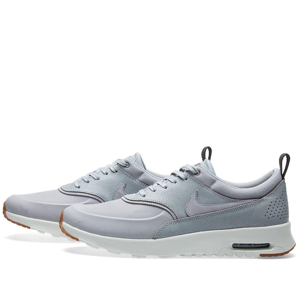 Nike W Air Max Thea Premium. Wolf Grey   Midnight Fog.  119  59. image 029885a269a