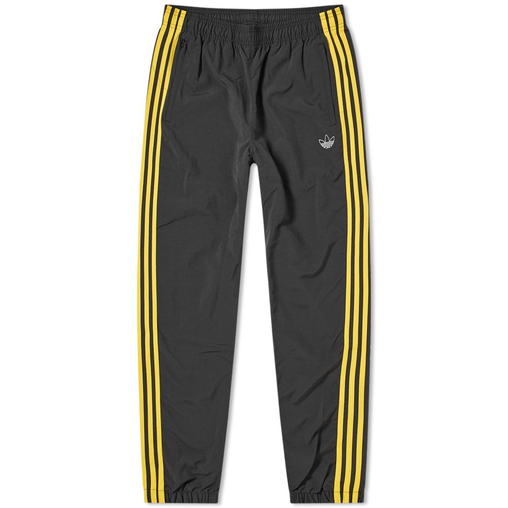 8dae9b3f7020 Black And Gold Adidas Pants - The Gold Picture