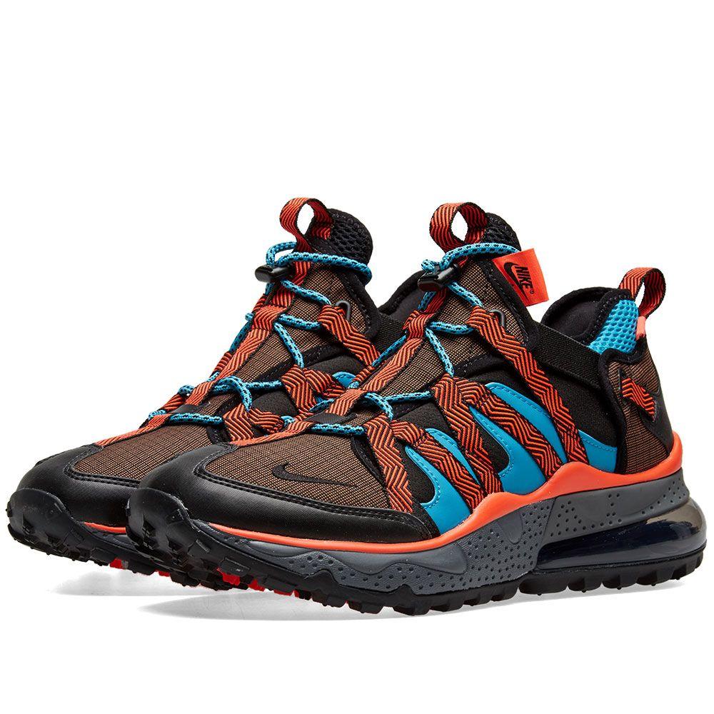 9750780b4334b Nike Air Max 270 Bowfin Dark Russet
