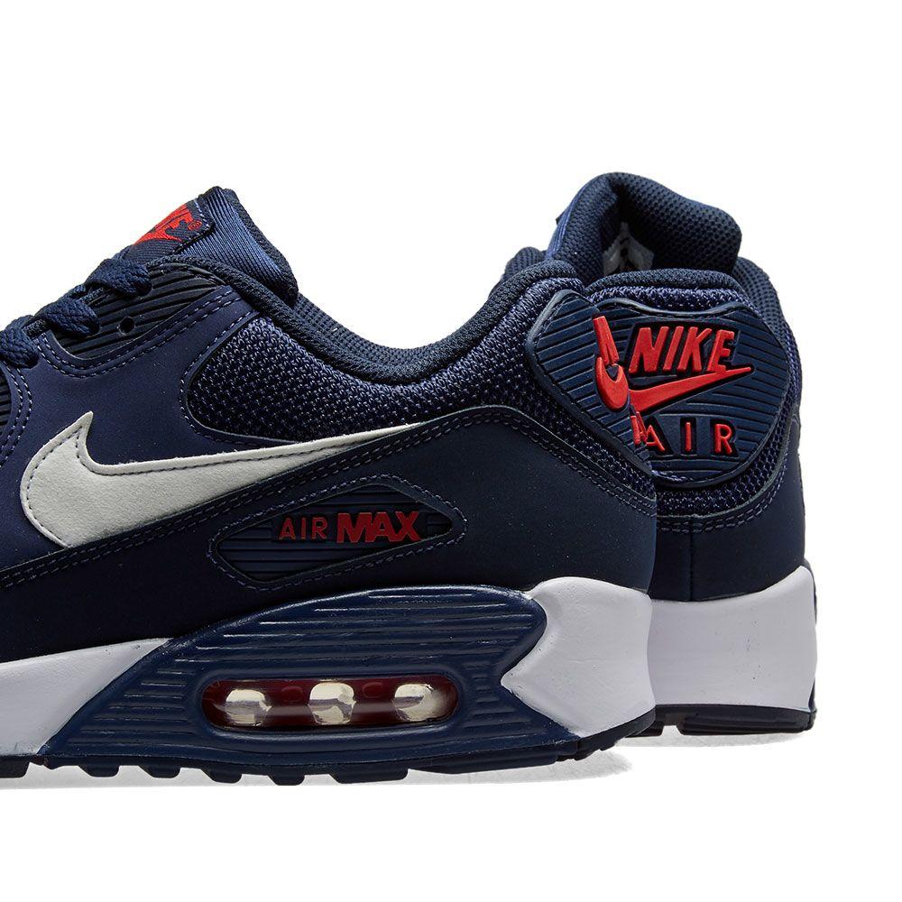 f4dfe4ad6aa Nike Air Max 90 Essential Midnight Navy