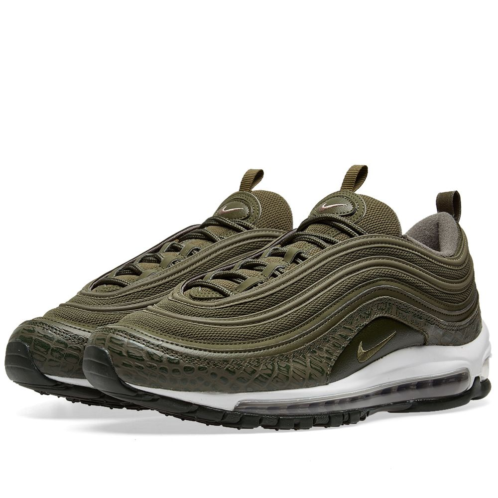promo code be509 eeabd Nike Air Max 97 LX W Khaki, Sepia   White   END.