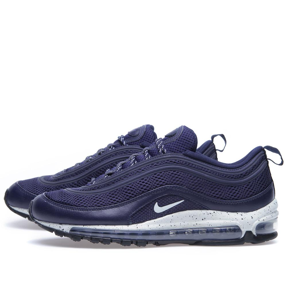 a87befc7f3c09d Nike Air Max 97 PRM Blackened Blue   Strata Grey