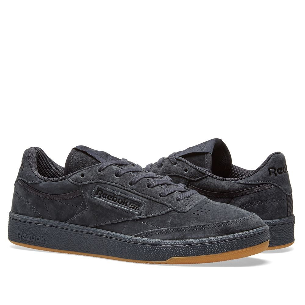 3e5a56025f5 Reebok Club C TG Lead   Black