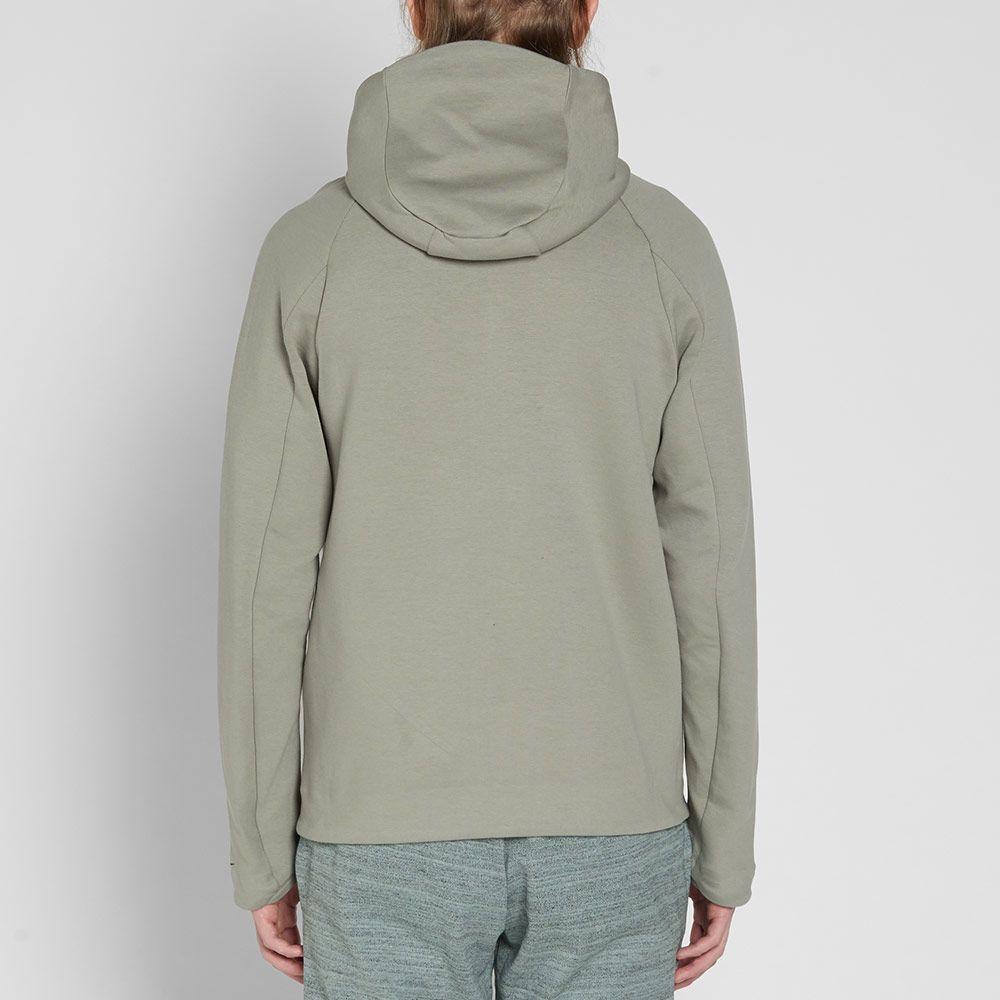 bd5b7c817ede Nike Tech Fleece Jacket Dark Stucco   Black