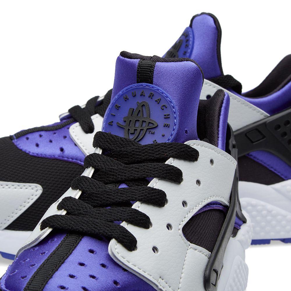 34c9474345f9 Nike Air Huarache Persian Violet   Pure Platinum